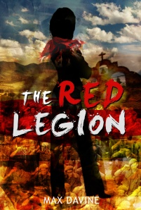 the red legion _ Cover